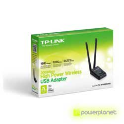 TP-Link TL-WN8200ND Wireless USB Adapter High Power 300Mbps - Item4