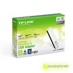 TP-LINK TL-WN821N Adaptador Inalámbrico USB N a 300Mbps - Ítem2