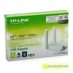 TP-LINK TL-WN822N Adaptador USB Inalámbrico de Alta Sensibilidad a 300 Mbps - Ítem4