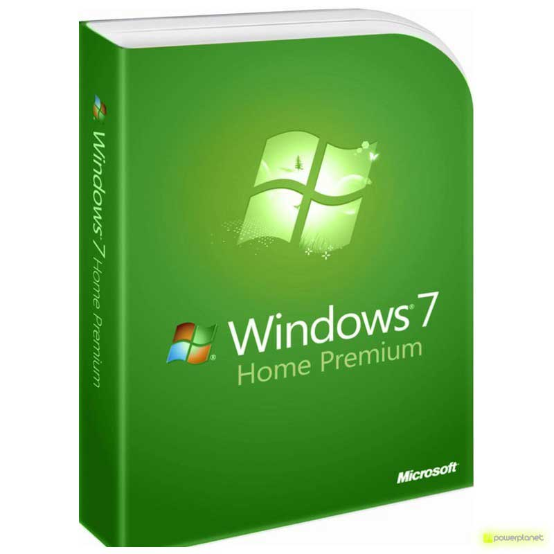 WINDOWS 7 HOME PREMIUM 64 BITS OEM SERVICE PACK 1