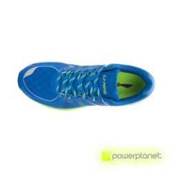 Xiaomi Li-Ning Inteligentes Shoes Azul Cristal / New Green - Item3