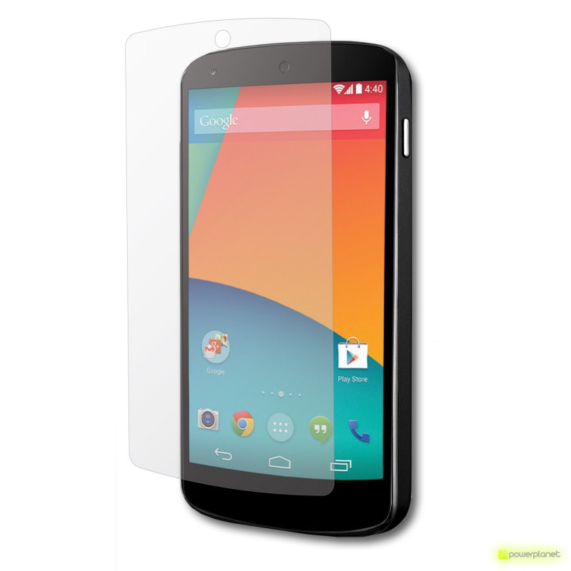 Protector de Cristal Templado LG Nexus 5