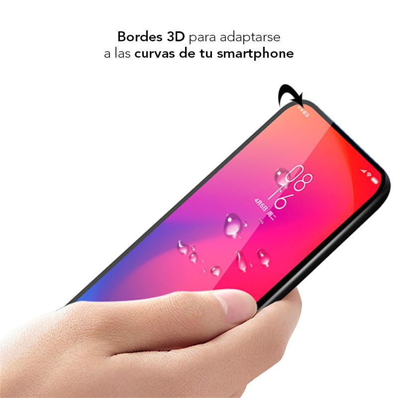 Comprar Protector De Cristal Templado Xiaomi Mi 9t Full Screen 3d Powerplanetonline
