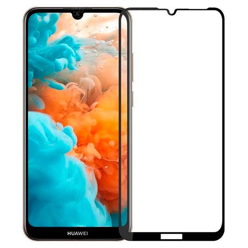 Protector de cristal templado Full Screen 3D para Huawei Y7 2019