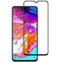 Protector de ecrã de vidro temperado Samsung Galaxy A70 Full Screen 3D
