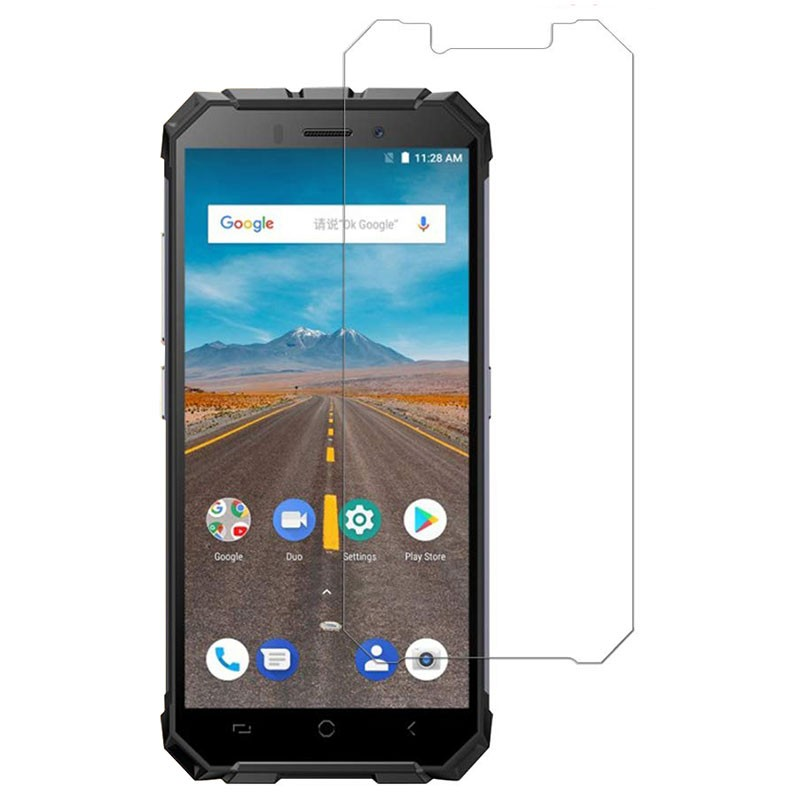 Ulefone Armor X Tempered Glass Screen Protector