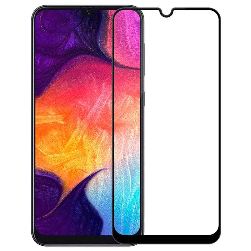 Protetor de ecrã de vidro temperado Samsung Galaxy A10 A105 Full Screen 3D