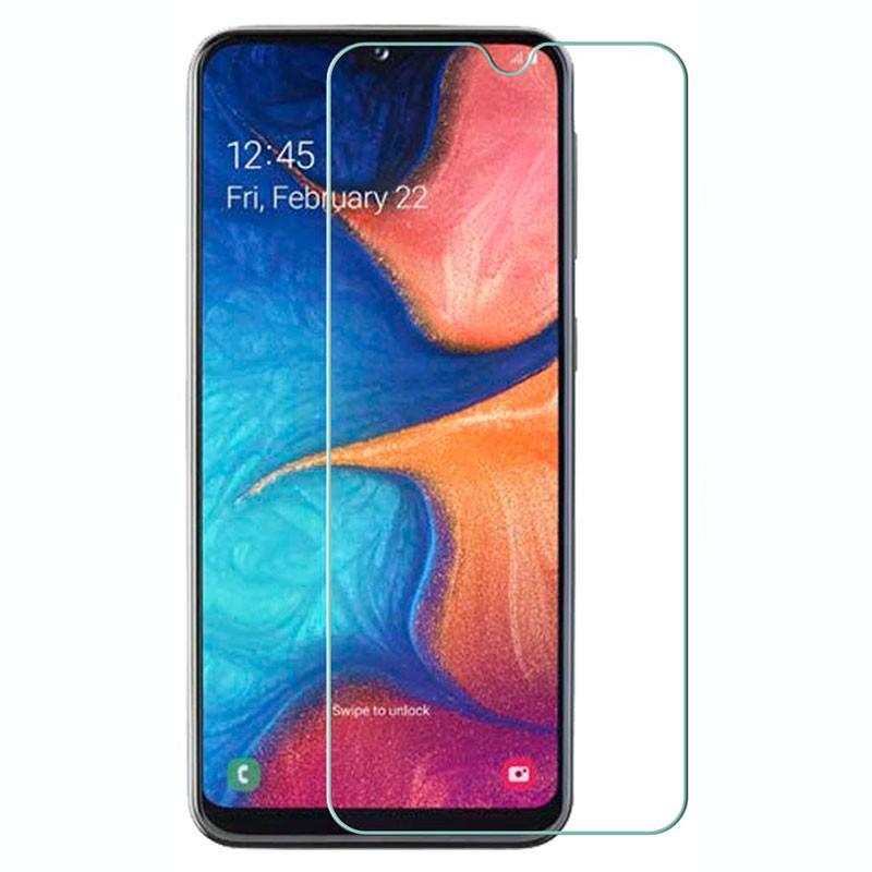 Protetor de ecrã de vidro temperado para Samsung Galaxy A20E