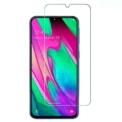 Protetor de ecrã de vidro temperado para Samsung Galaxy A40