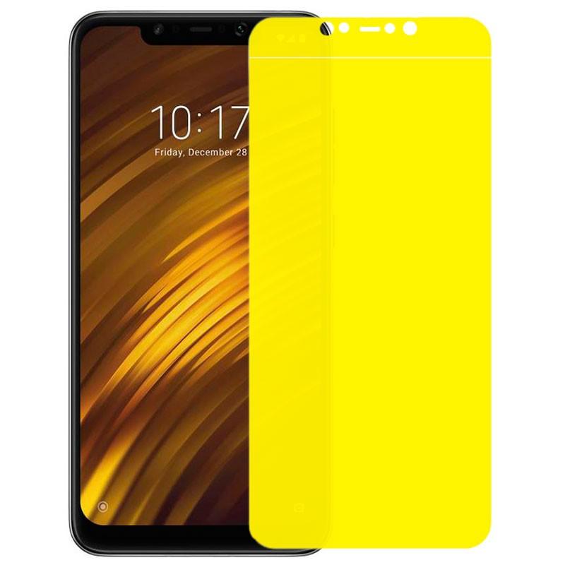 Protetor de ecrã de gel para Xiaomi Pocophone F1
