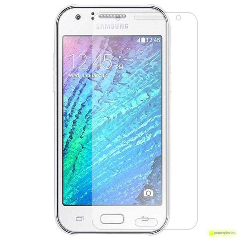 Protector Cristal Templado Samsung Galaxy J7