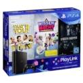 PlayStation 4 Slim 500GB (PS4) + 3 Juegos Playlink