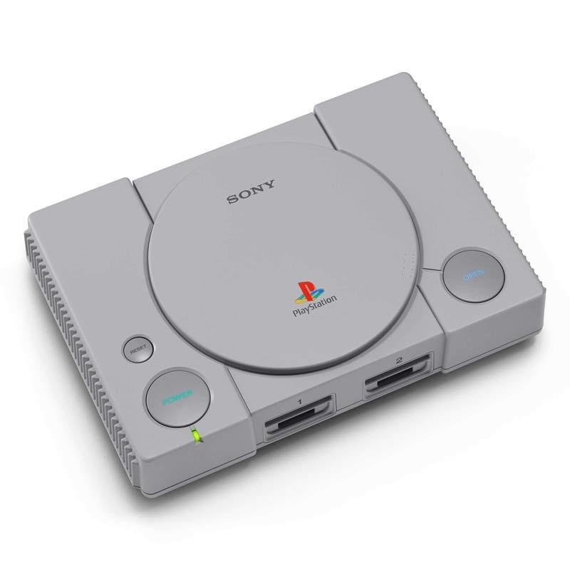 Playstation Classic + 20 Juegos
