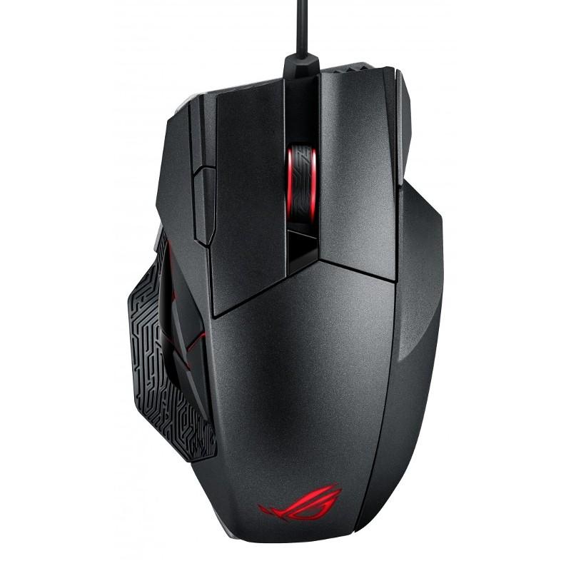 Mouse Gaming Láser Asus ROG Spatha