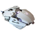Gaming Mouse Woxter Stinger GX 250 M White