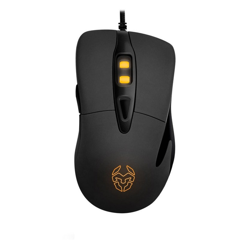 Mouse Gaming Nox KROM Kadru Negro