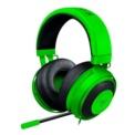 Razer Kraken V2 Pro Verde - Auscultadores Gaming - Verde - Diafragmas Maiores - Alumínio de Bauxita - Isolamento Superior - Microfone Unidireccional