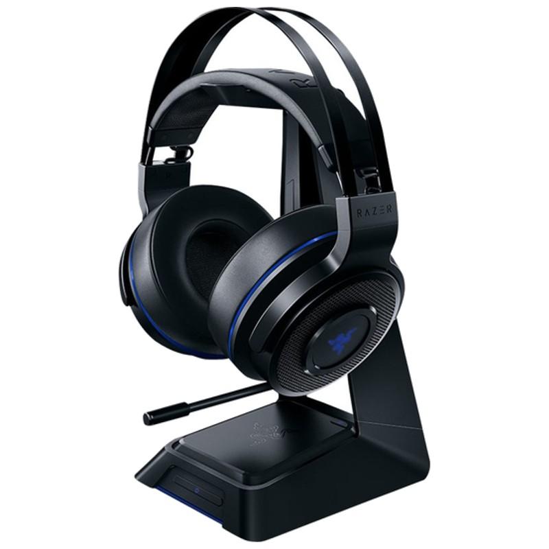 razer thresher ultimate wireless gaming 7.1 ps4 pc