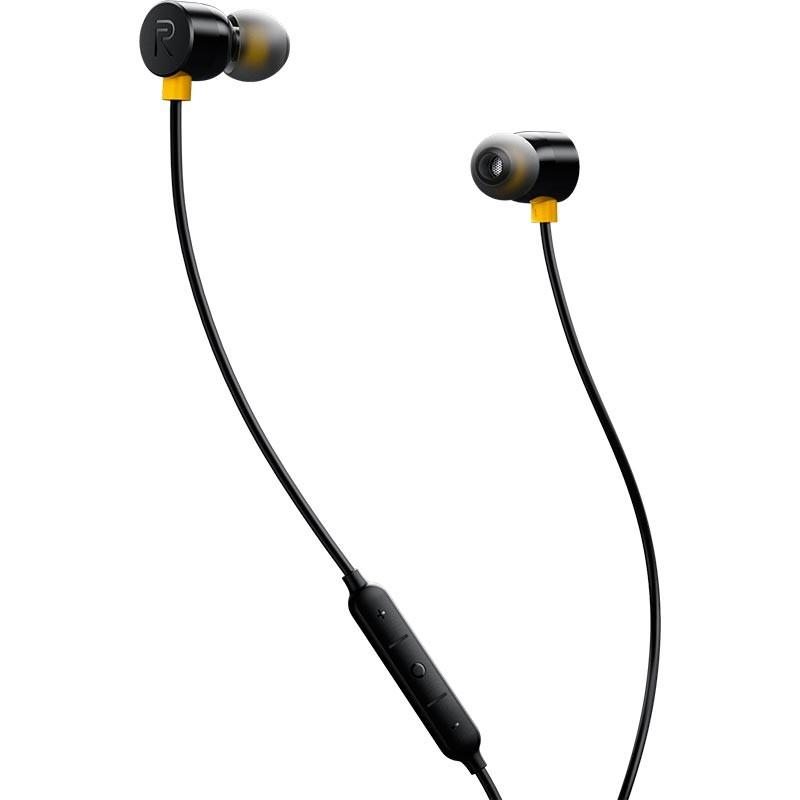 Realme Buds 2 Microphone Headphones Black | Experience High ...