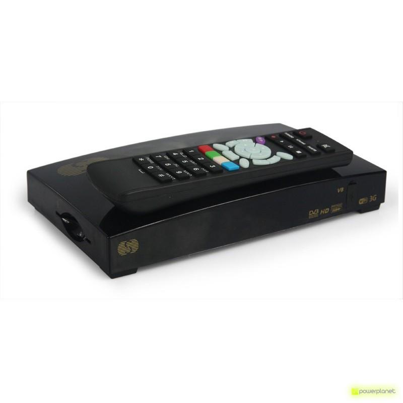 Receptor Satélite S-V8 IPTV