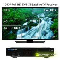 Receptor satélite Freesat V7 HD - Ítem3