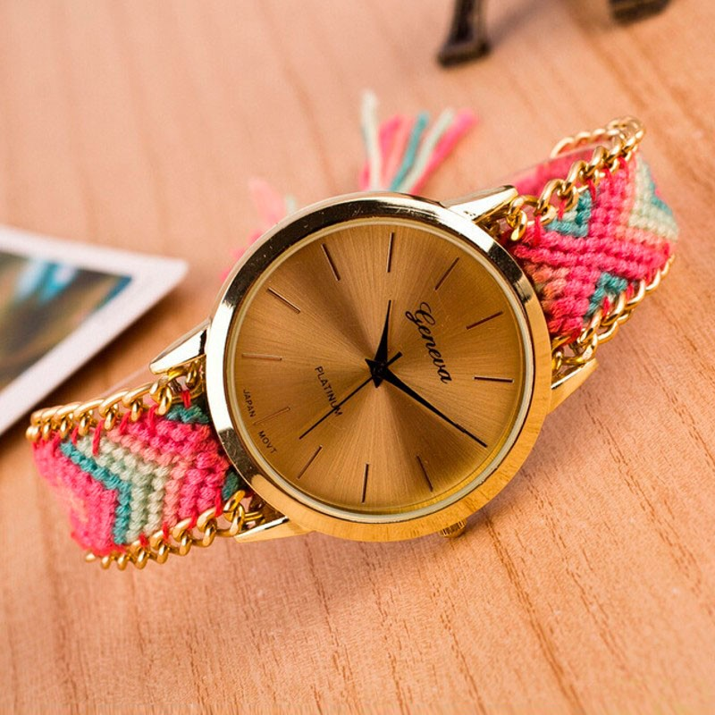 Reloj Genova Hippie