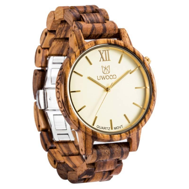 Reloj de Madera Uwood UW-1002-M