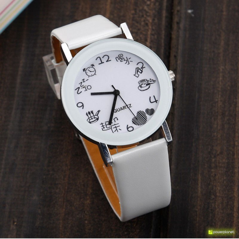 Reloj Make Day