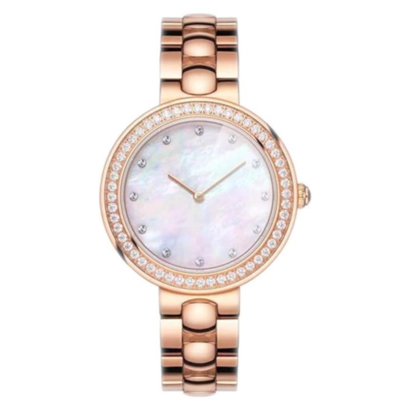Xiaomi TwentySeventeen Crystal Quartz Wrist Watch Gold