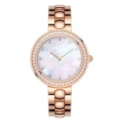Xiaomi TwentySeventeen Crystal Quartz Wrist Watch Gold