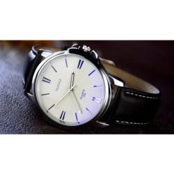 Reloj Analógico de Hombre Esfera Blanca Yazole 332 - Ítem2