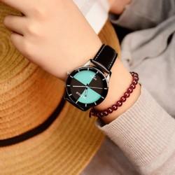 Reloj Analógico de Mujer Azul Yazole 345 - Ítem1