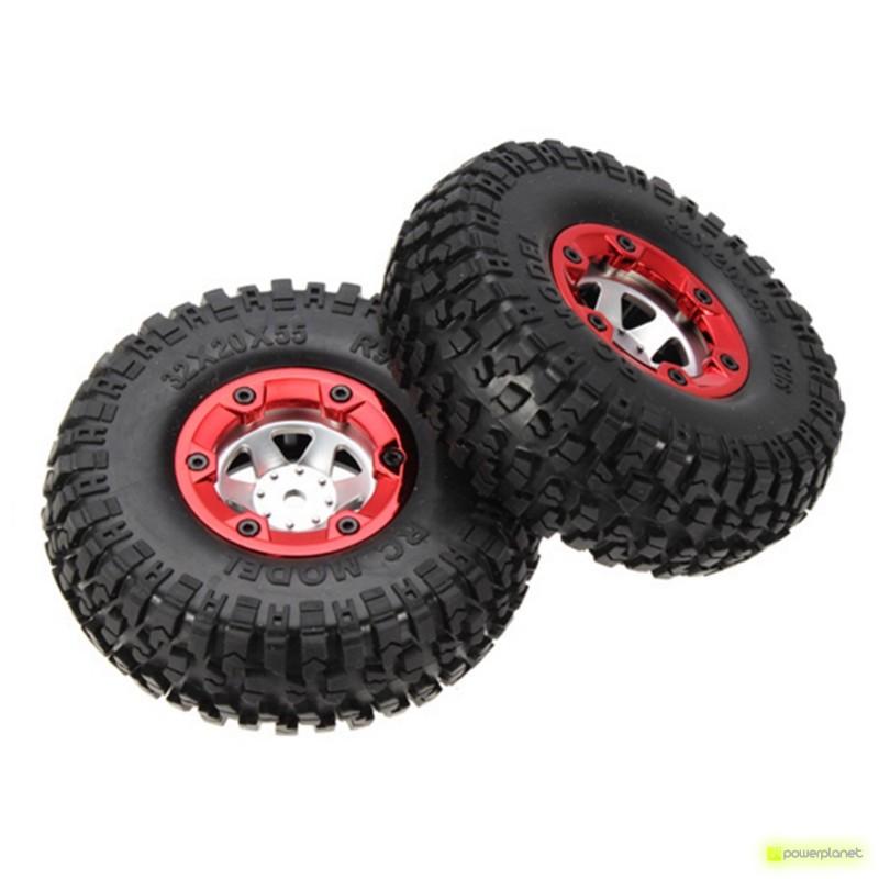 Juego de ruedas Feiyue FY