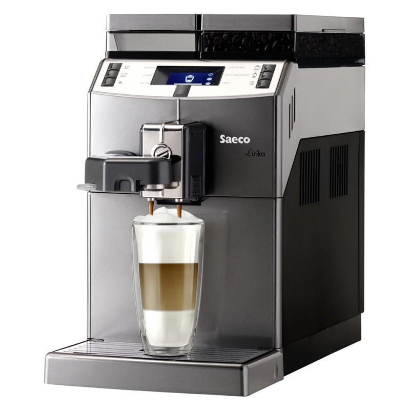 Cafetera Saeco Lirika One Touch Titan