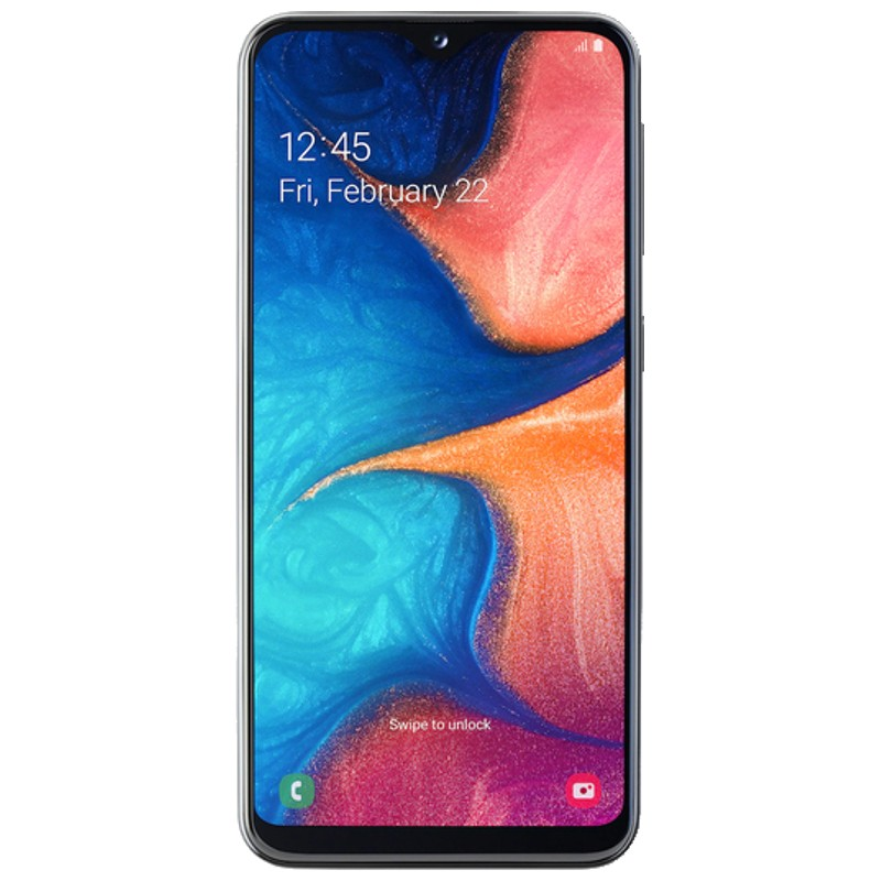 Samsung Galaxy A20e A202 3GB/32GB DS Preto
