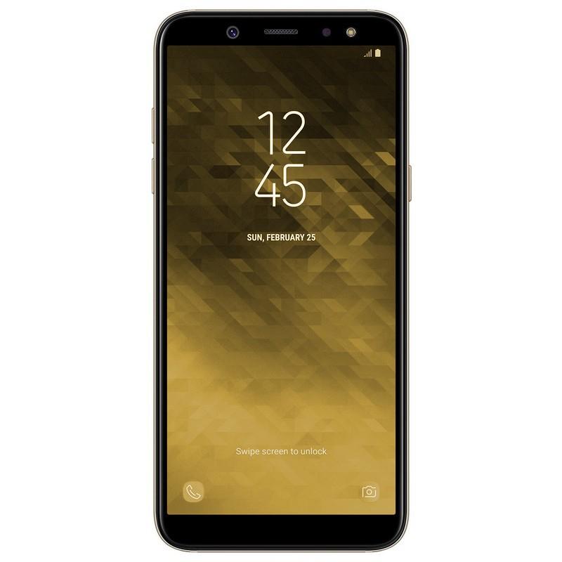 Samsung Galaxy A6 2018 A600 3GB/32GB Dorado