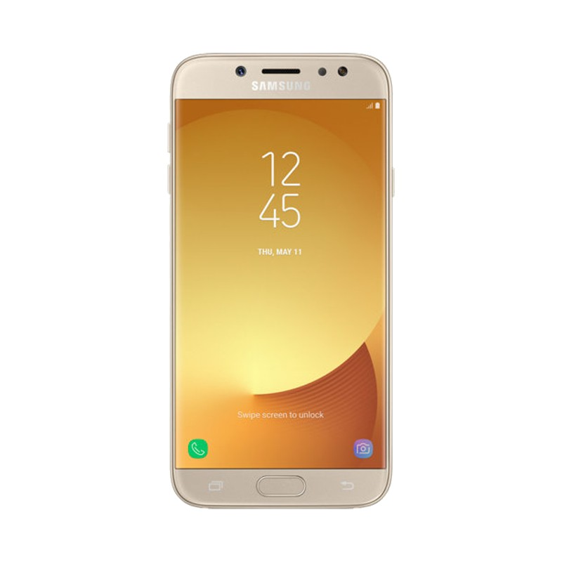 Samsung Galaxy J7 2017 J730F Dual Sim Oro - Clase A Reacondicionado
