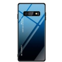 Funda Premium Protection Mistic Blue para Samsung Galaxy S10+