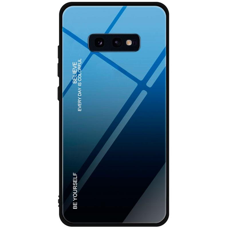 Capa Premium Protection Mistic Blue para Samsung Galaxy S10e