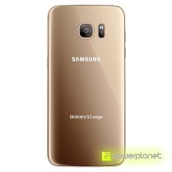 Samsung Galaxy S7 Edge Dorado - Ítem1