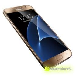 Samsung Galaxy S7 Edge Dorado - Ítem3