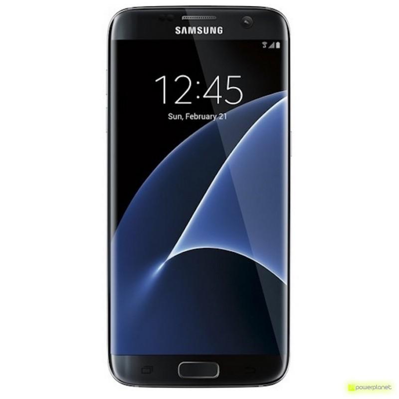Samsung Galaxy S7 Edge Negro - Clase A Reacondicionado