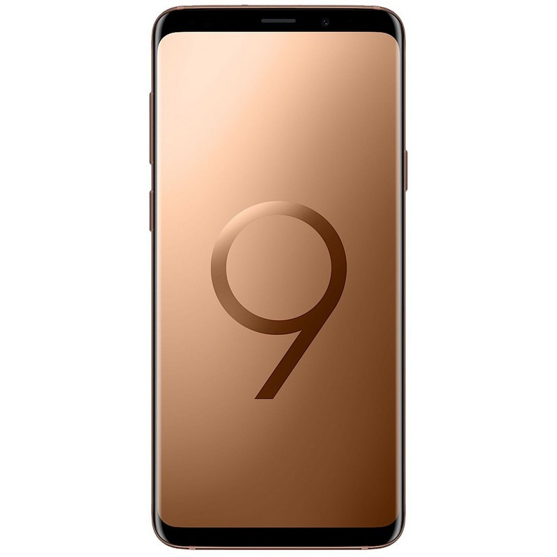 Samsung Galaxy S9 Plus G965F DS Dorado