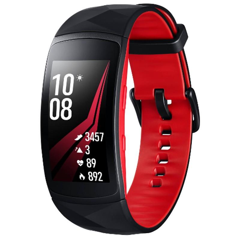 Samsung Gear Fit2 Pro R365 L Vermelho