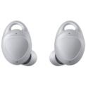 Samsung Gear IconX 2018 Blanco - Zona delantera de los auriculares (almohadillas a las espaldas)