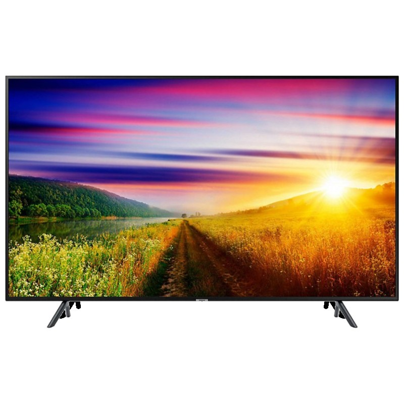 Samsung UE40NU7125 40 Pulgadas 4K UltraHD Smart TV LED - Color negro, diseño slim, HDR, resolución 4K y funciones Smart TV