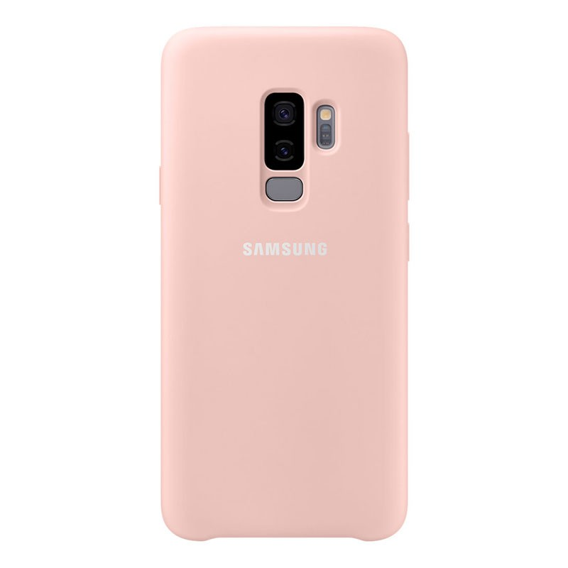 Samsung Galaxy S9 Plus Silicone Cover Pink