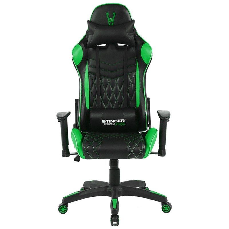 Cool Gaming Chair Woxter Stinger Station Pro Green Ocoug Best Dining Table And Chair Ideas Images Ocougorg