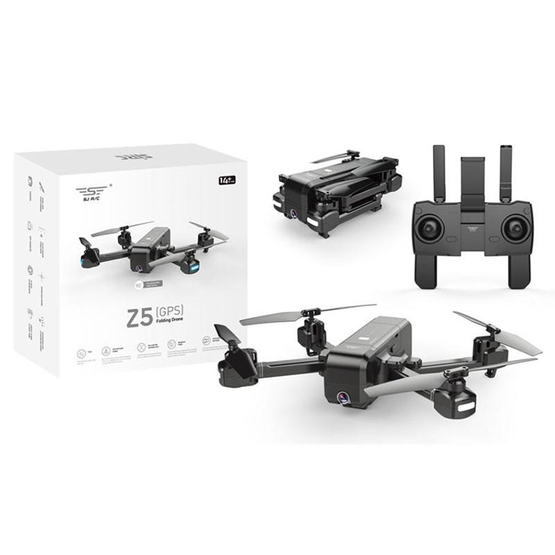 SJRC Z5 Drone Selfie GPS FPV 1080P RTF - Ãtem5