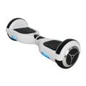 Skate Flash K6 Hoverboard Blanco - Velocidad Máxima 12 km/h - Batería 4000 mAh - Respetuoso con el Medio Ambiente - Peso Máximo de 120 Kg- Potencia del Motor de 500W - Altavoz Bluetooth